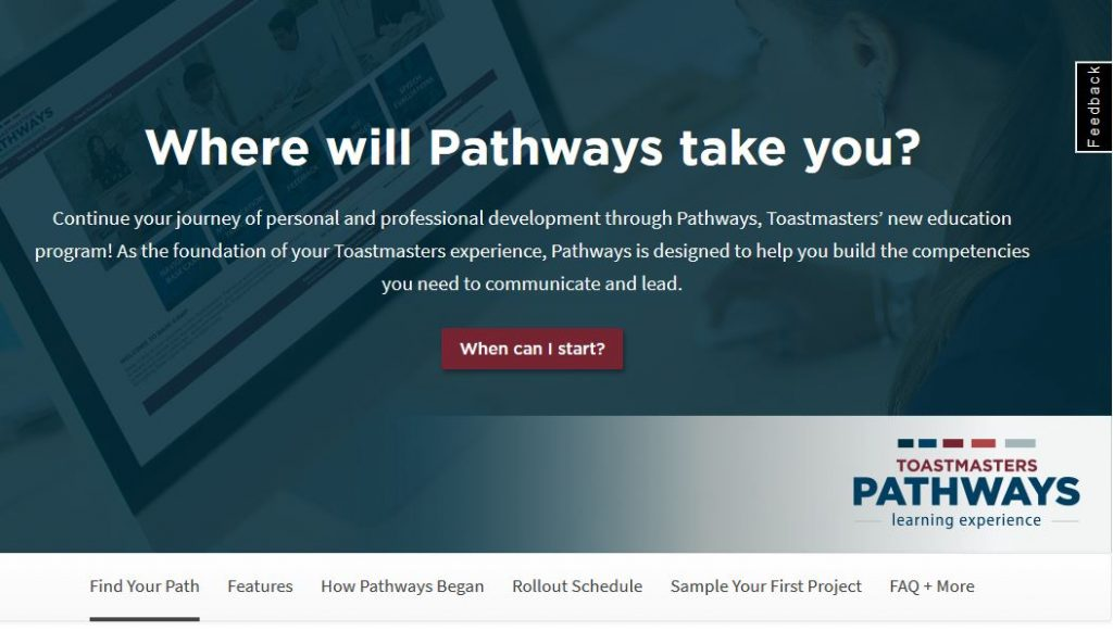 Pathways Overview